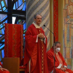 26/09/21 Accoglienza P. Flavio e mandato educativo